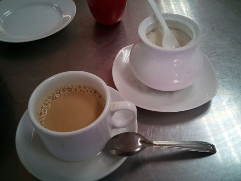 Tea with Milk-jaffna