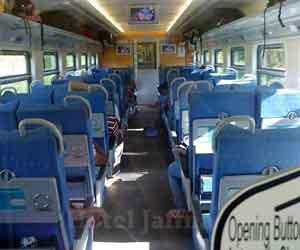 Colombo To Jaffna Train Service